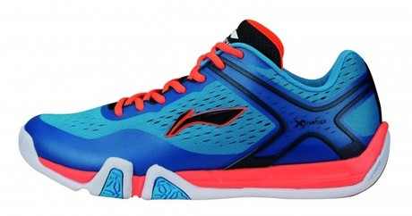AYTM039-1 Badminton Schuh Flash X Men Blue Gr.40 1/3   -US 7,5  -250