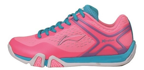 AYTM048-2 Badminton Schuhe Flash X Lady Pink Gr.38 1/3  -US 7,5  -240
