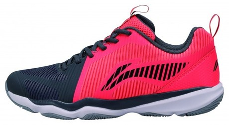 AYTN053-4 Li-Ning Badmintonschuh Ranger TD Men RedBlack EU41 2/3- UK7,5- US8,5- 260mm